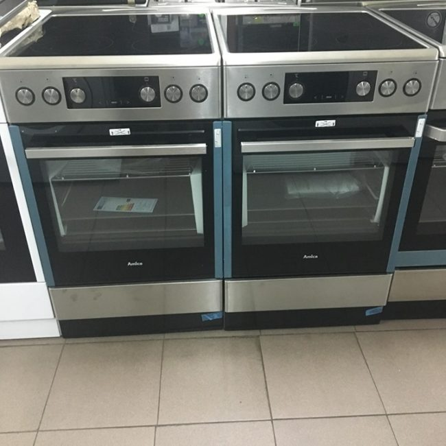 Kuchnia Elektryczna Z Płytą Ceramiczną Amica Shc 904 100 E